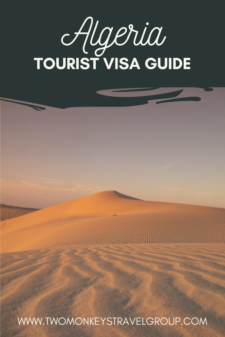 How to Get an Algeria Tourist Visa in London for British Citizens