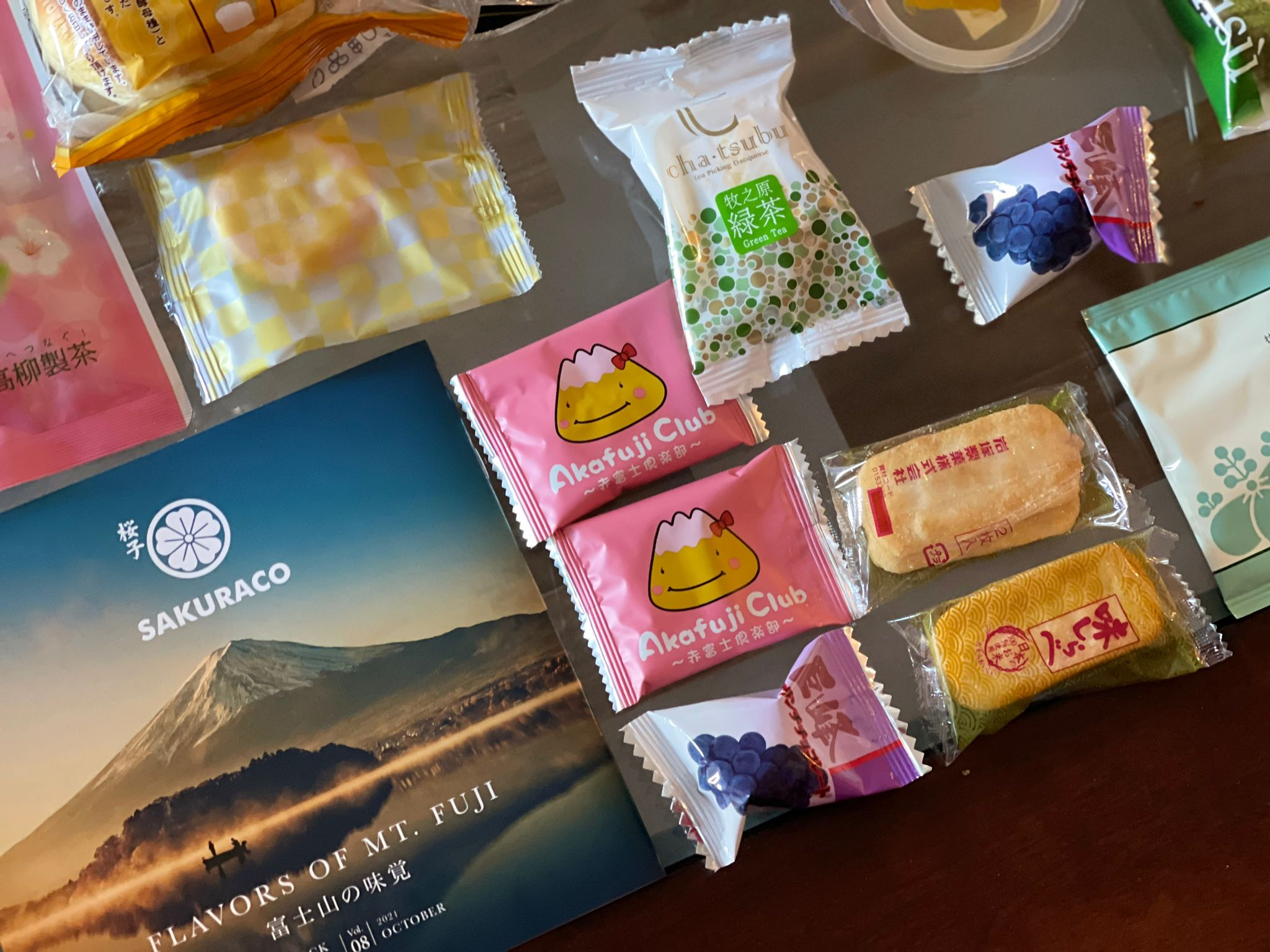 Sakuraco Authentic Japanese Snacks Made by Local Makers in Japan